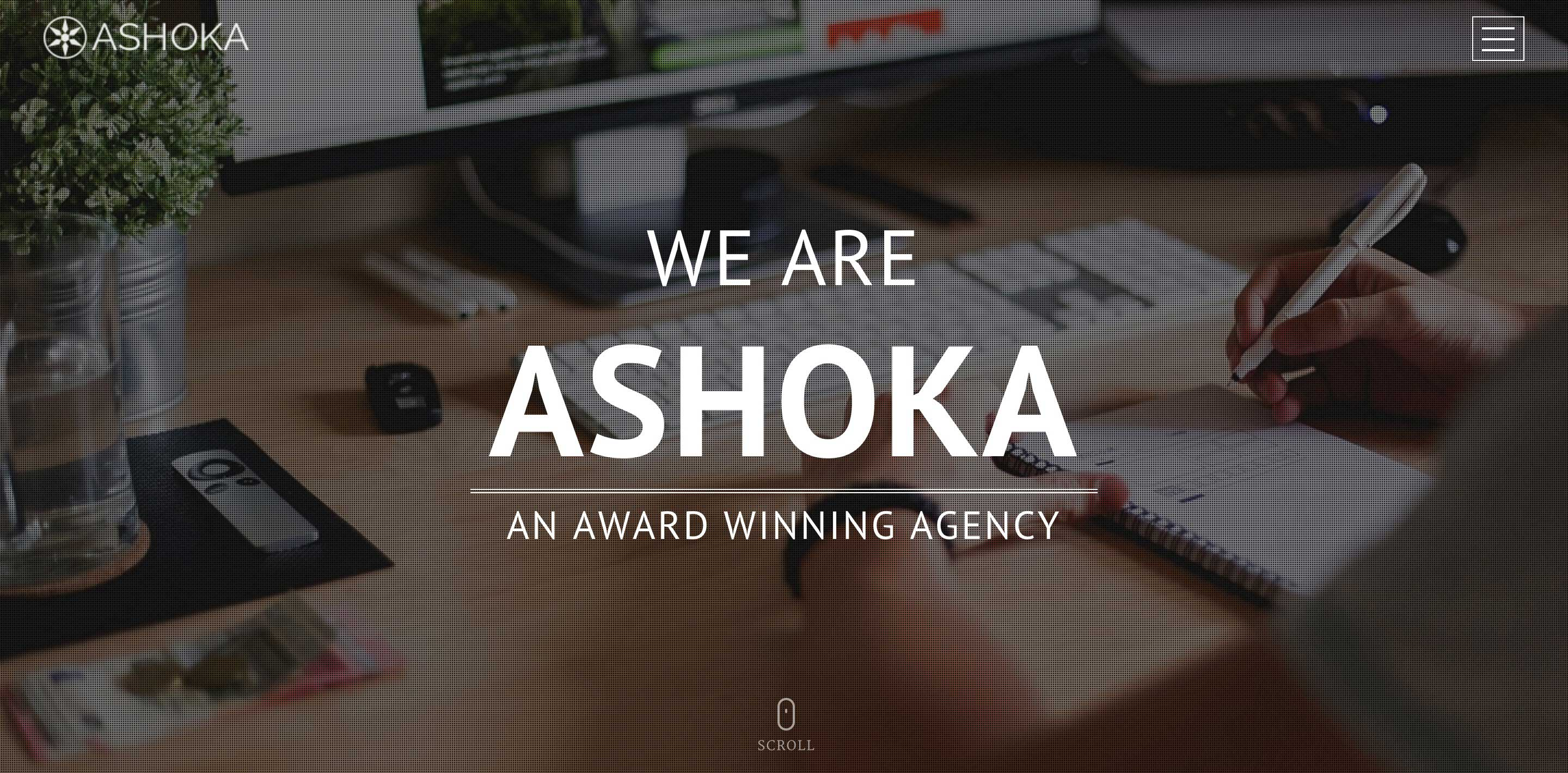 ashoka one page wordpress themes