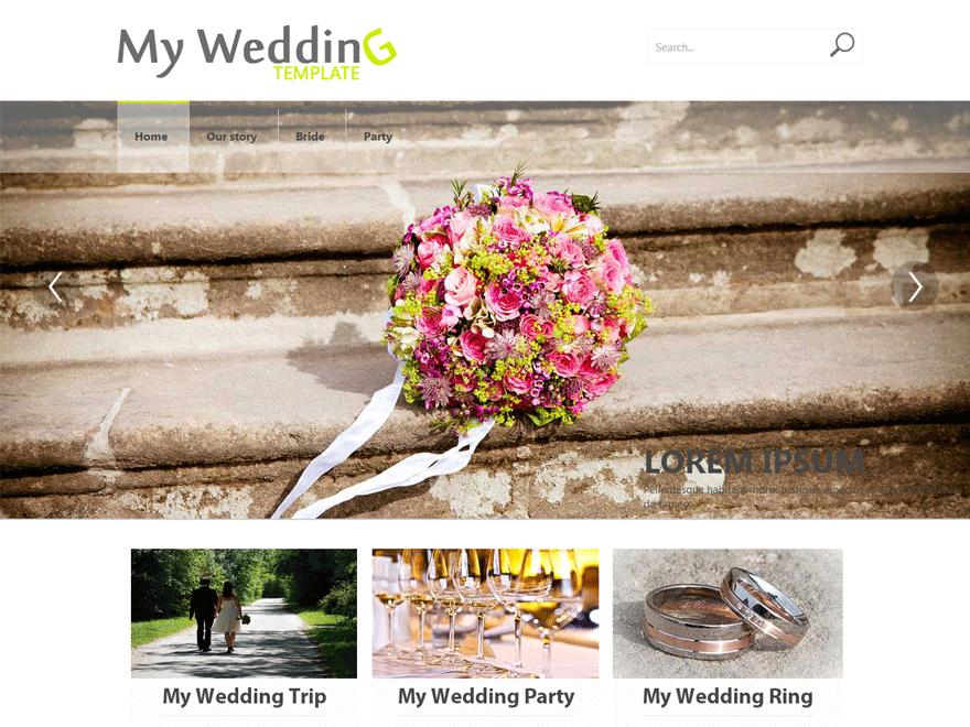10 High Quality And Free Wordpress Wedding Themes 2017 Wpflask