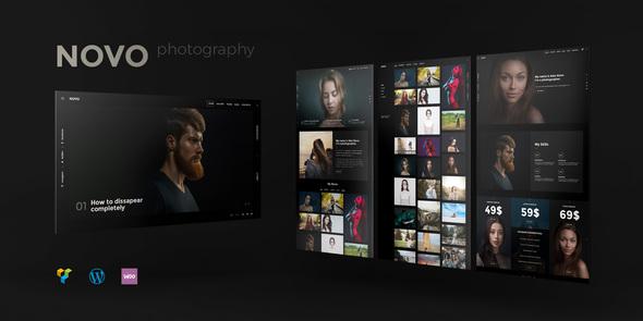 Photography | Novo Photography WordPress