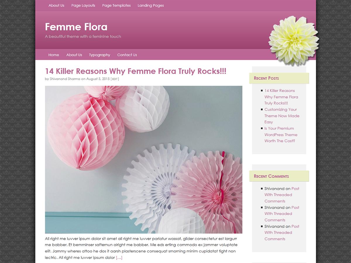 Femme Flora