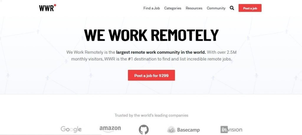 best remote job boards