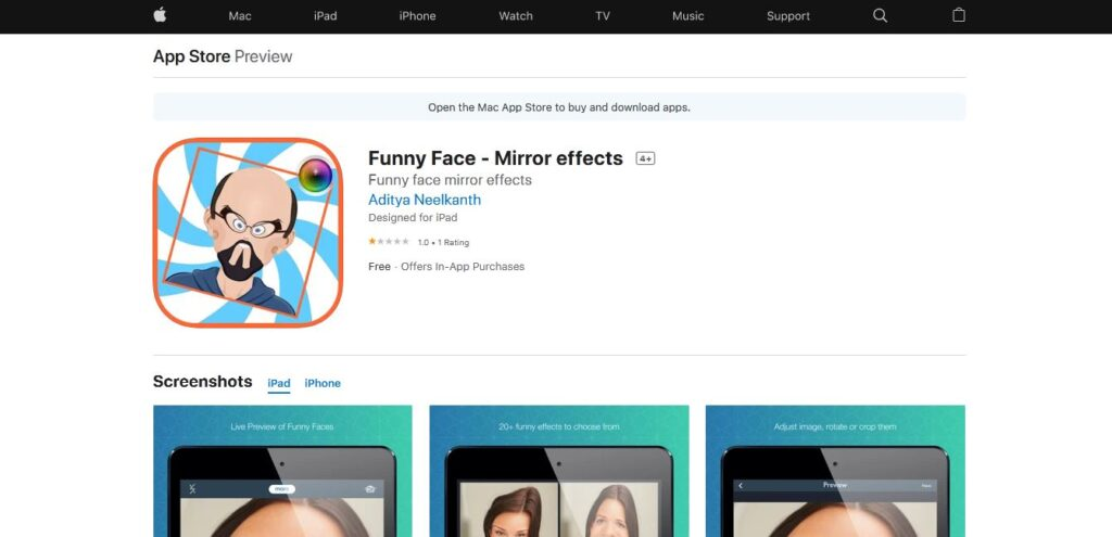Face Swap Apps for iPhone